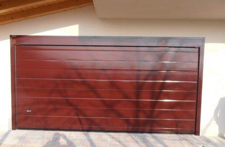 Trentin giorgio portoni sezionali e basculanti for Prezzi del garage 30x30