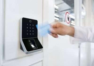 automazioni controllo accessi