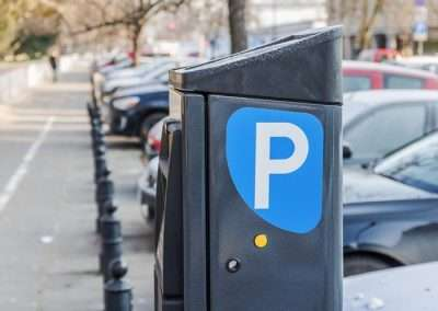automazioni impianti parcheggi a pagamento
